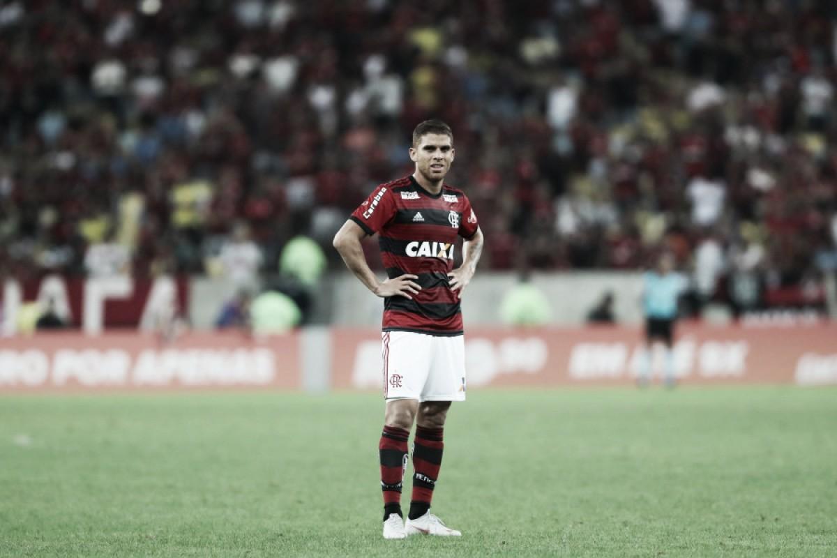 Cuéllar é convocado pela Colômbia e pode desfalcar o Flamengo na Copa do Brasil