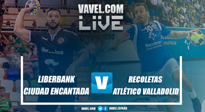 Resumen Liberbank Ciudad Encantada vs Recoletas Atlético Valladolid (25-22)