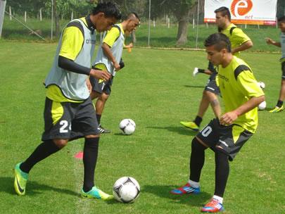 Deportivo Cuenca aprovecha la para de eliminatorias