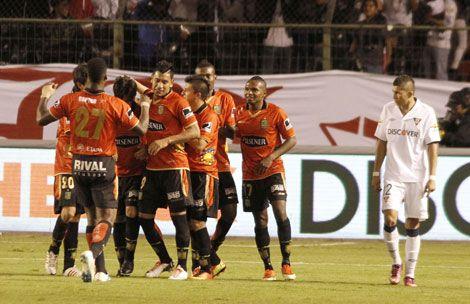 Deportivo Cuenca da la sorpresa en Casa Blanca (VIDEO)