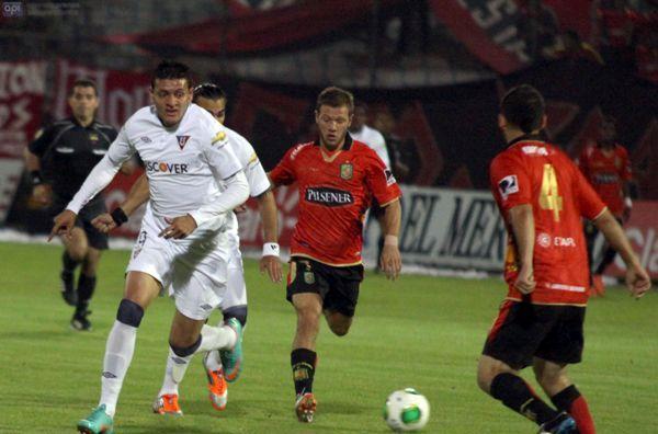 PREVIA: Deportivo Cuenca - Liga de Quito
