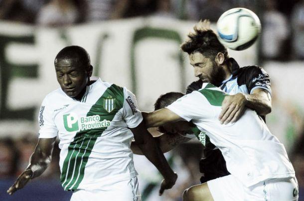 Cuero aportó en la goleada de Banfield en Argentina