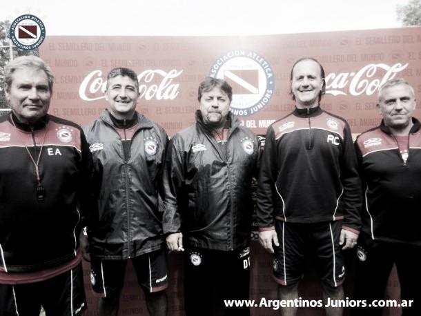 Argentinos Juniors: Torneo Inicial 2013
