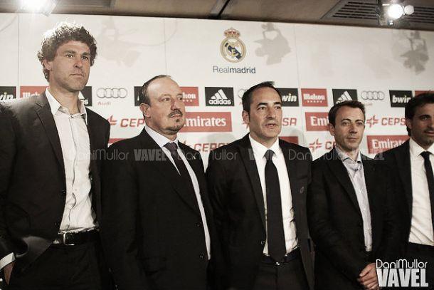 Real Madrid 2015/2016: Cuerpo técnico
