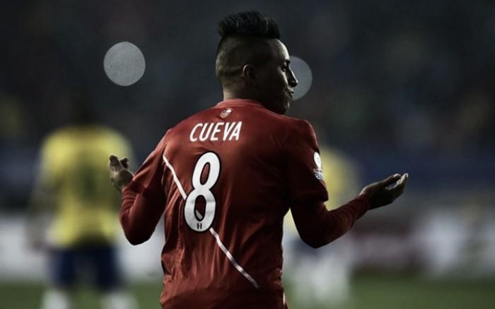 """Christian Cueva é o novo reforço do São Paulo: """"Orgulho de poder defender o maior clube do Brasil"""""""