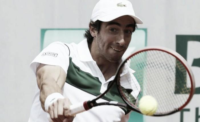 ATP Paris: Pablo Cuevas crushes Paolo Lorenzi to advance to the third round