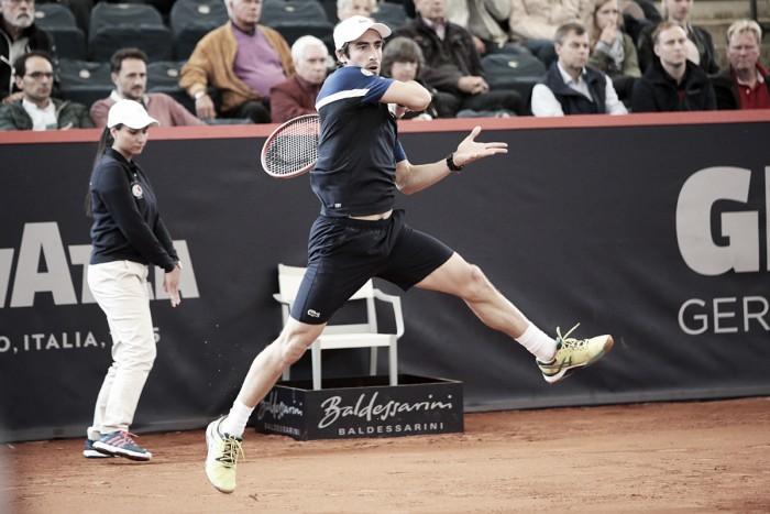 ATP 500 de Hamburgo: Pablo Cuevas bate Olivo e encara Klizan na final