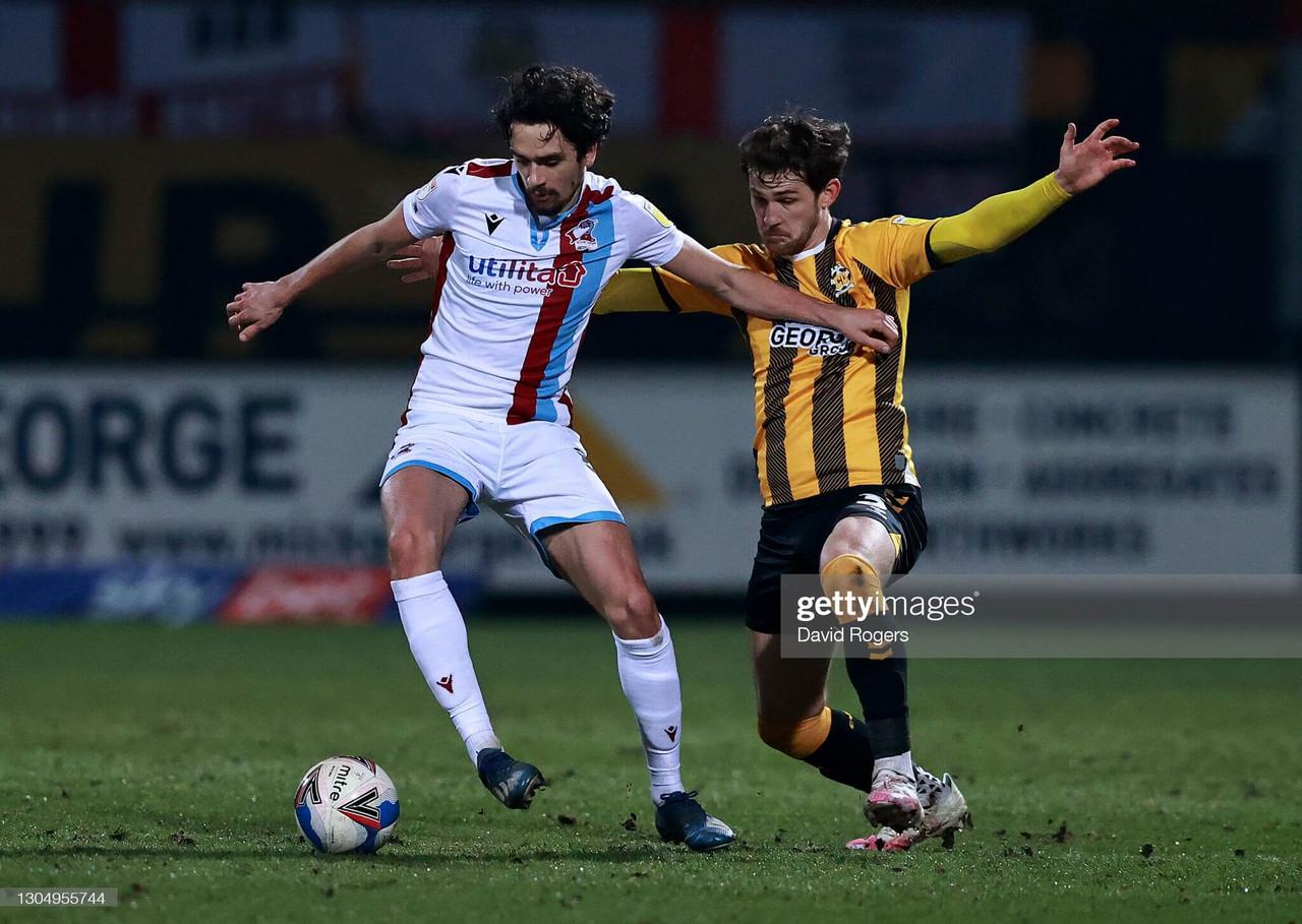 Cambridge United 0-1 Scunthorpe United: Beestin leaves it late as Scunthorpe upset league leaders