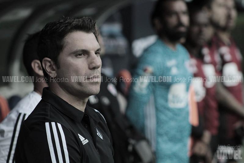 """Leandro Cufré: """"Fue un resultado injusto"""""""