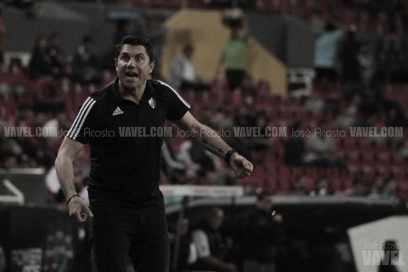 """Leandro Cufré: """"Estoy muy contento por este triunfo que nos acerca al objetivo"""""""