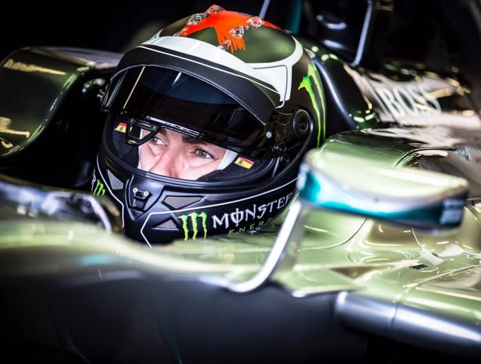 """Jorge Lorenzo prova la Mercedes: """"Un sogno realizzato, velocità surreali"""""""