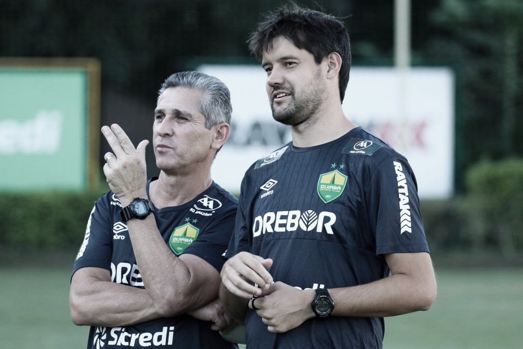Ainda sem vencer, Cuiabá recebe Atlético-MG sob olhares do novo técnico Jorginho