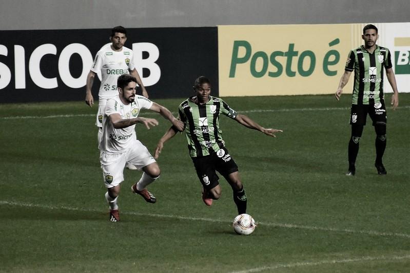 Cuiabá e América-MG duelam pela vice-liderança da Série B