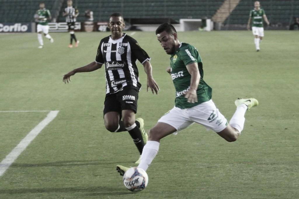 Figueirense visita Cuiabá em primeira partida após invasão de torcedores ao estádio