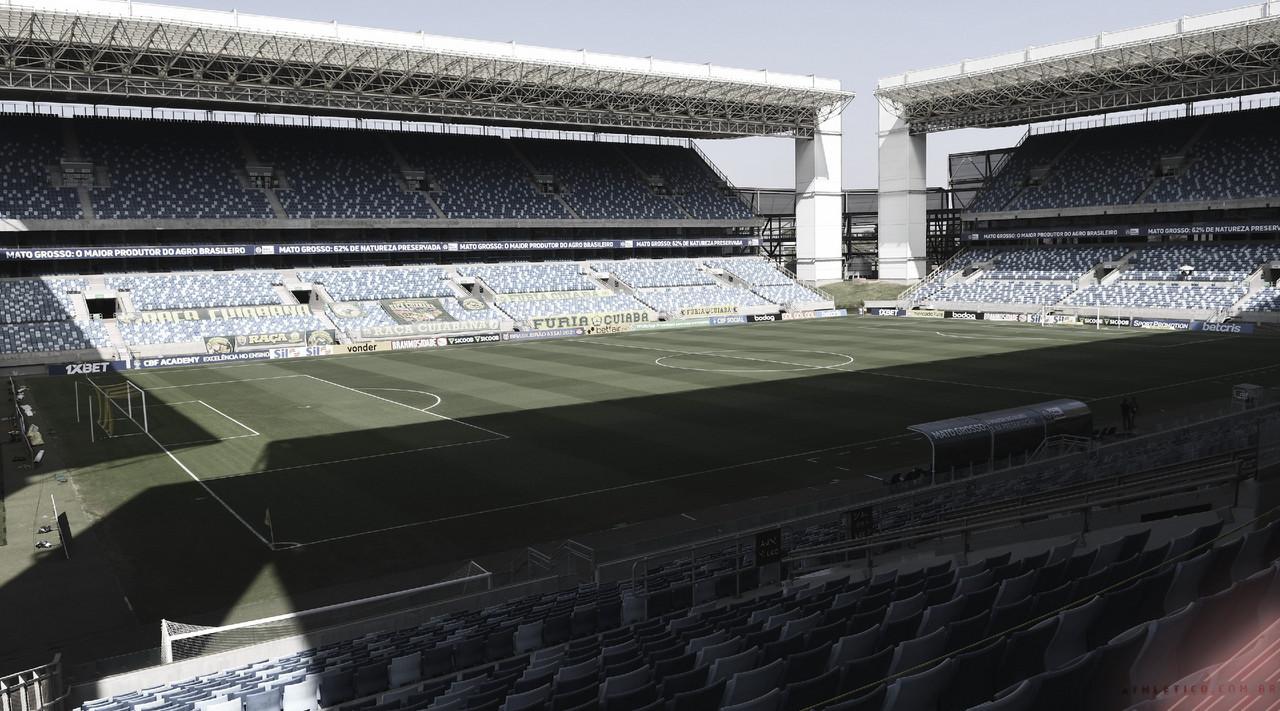 Gol e melhores momentos de Cuiabá 1 x 0 Athletico-PR pelo Campeonato Brasileiro