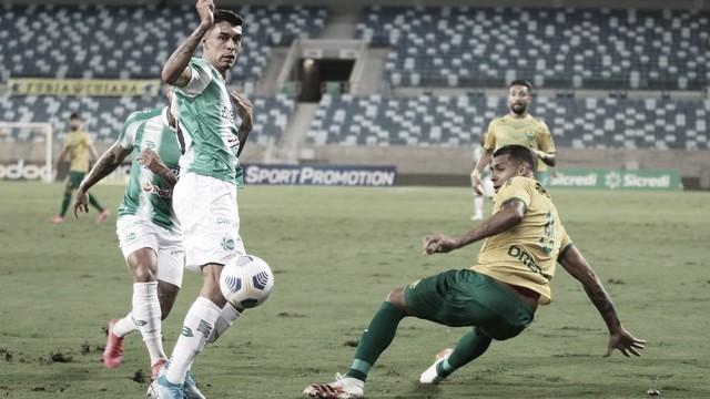 Cuiabá e Juventude ficam no empate na abertura do Brasileirão