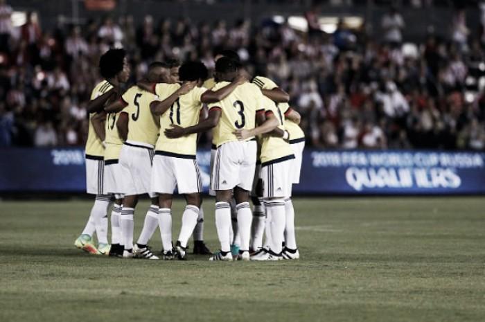 Eliminatorias a Rusia 2018: Colombia, único visitante vencedor en esta fecha