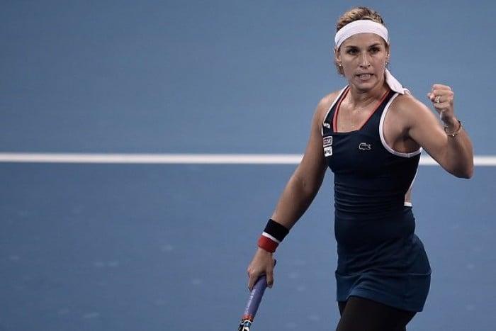 WTA Linz - Bene Cibulkova e Muguruza, il programma odierno