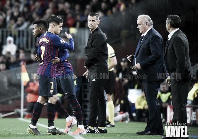 ¿Quién es el responsable de la eliminación del Barça?