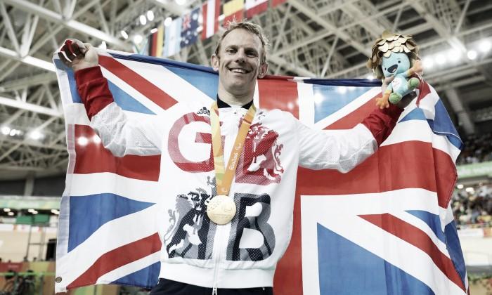 Jody Cundy supera fantasma de 2012, quebra recorde e conquista ouro no Ciclismo Paralímpico
