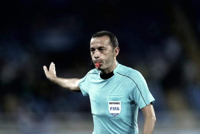 Así es Çakir, el árbitro delAtlético-Chelsea