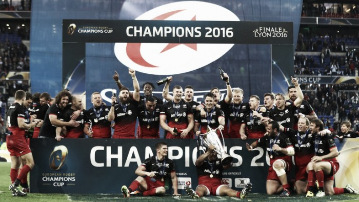 2016/17 Champions & Challenge Cup pools unveiled, with champs Saracens set to face Toulon