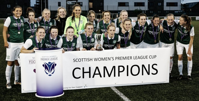 2016 SWPL Cup Final - Hibernian 1-2 Glasgow City: Lizzie Arnot's late goal shocks the holders