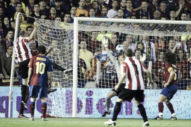 Peculiaridades de la final de Copa del Rey Athletic - Barcelona 2015