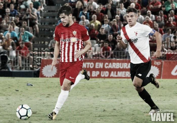 Curro, nominado al MVP de la jornada en LaLiga 1|2|3