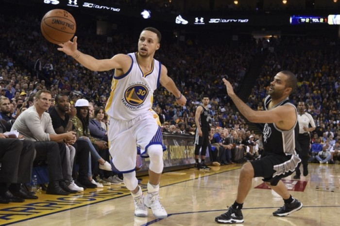 Golden State Warriors Beat San Antonio Spurs, Become Second-Ever Team To 70 Wins