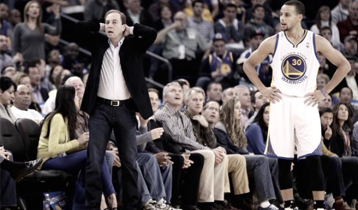 """NBA - Joe Lacob su Curry: """"Resta qui con noi"""""""