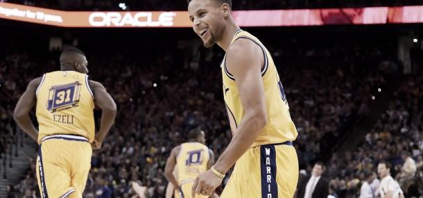 """Stephen Curry: """"Me siento mejor jugador, más eficiente"""""""