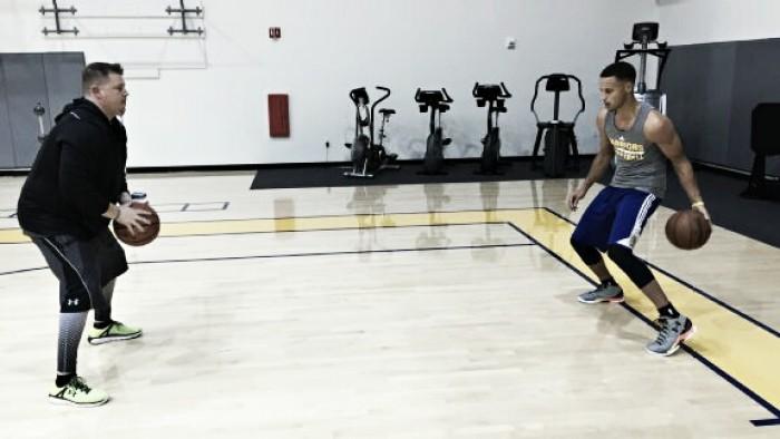 """Brandon Payne, entrenador de Curry: """"En las Finales no fue él"""""""