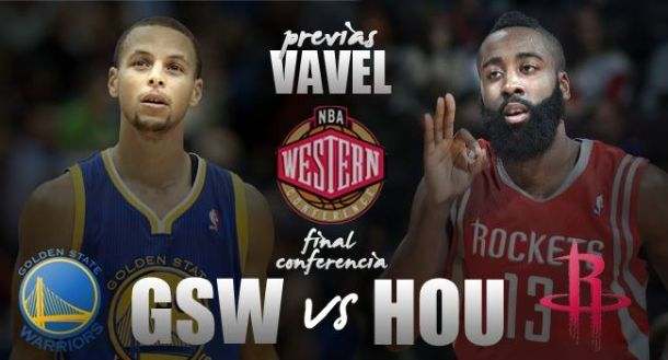Western Conference Finals: Golden State Warriors - Houston Rockets