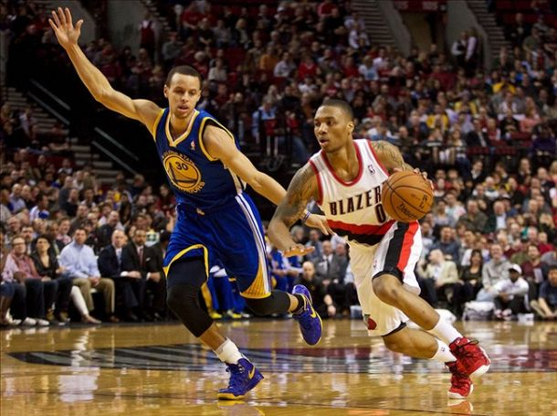 Portland Trail Blazers Fall To Undefeated Golden State Warriors Following Late Shot By Klay Thompson
