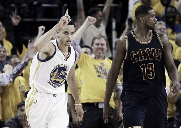 A los Warriors le sonríe la NBA