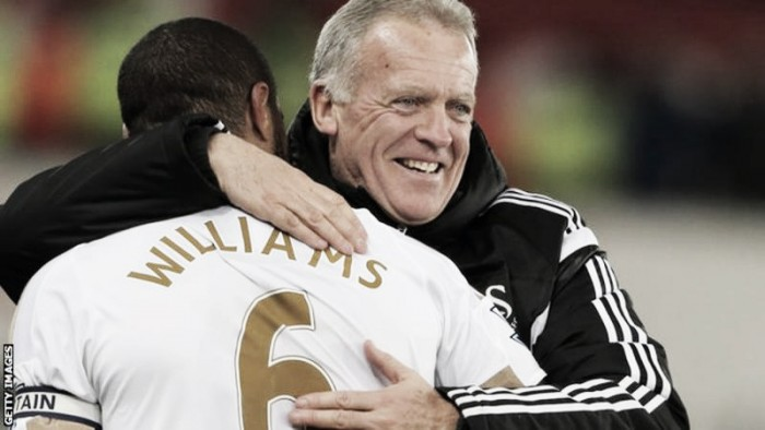 Alan Curtis insists Swansea cannot lose to Arsenal