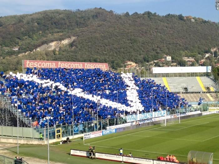Serie B - Il Brescia vince e convince: 2-0 ad un Frosinone volenteroso ma a tratti davvero inconcludente