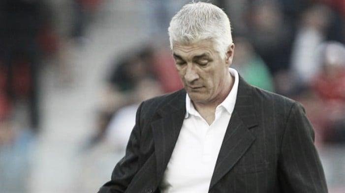 "Omar De Felippe: ""No podemos perder estos partidos"""
