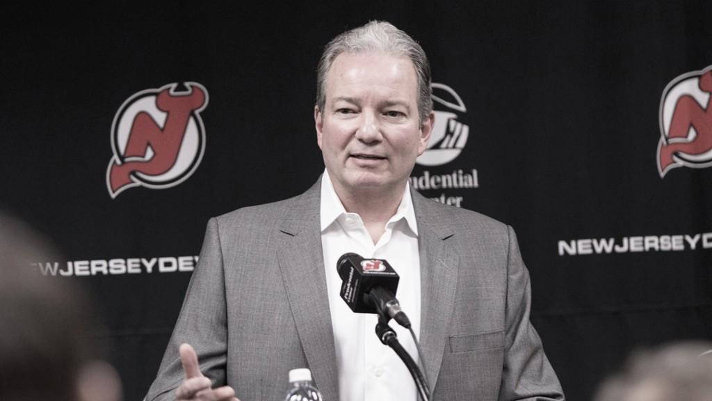 Los Devils despiden a su General Manager Ray Shero después de 5 temporadas