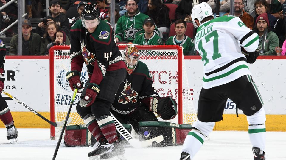 Arizona Coyotes power play comes to life as team defeats Dallas Stars