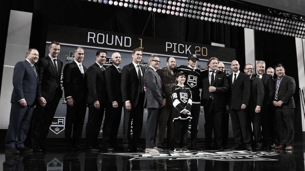 Los Kings consiguen la segunda selección en el Draft del 2020