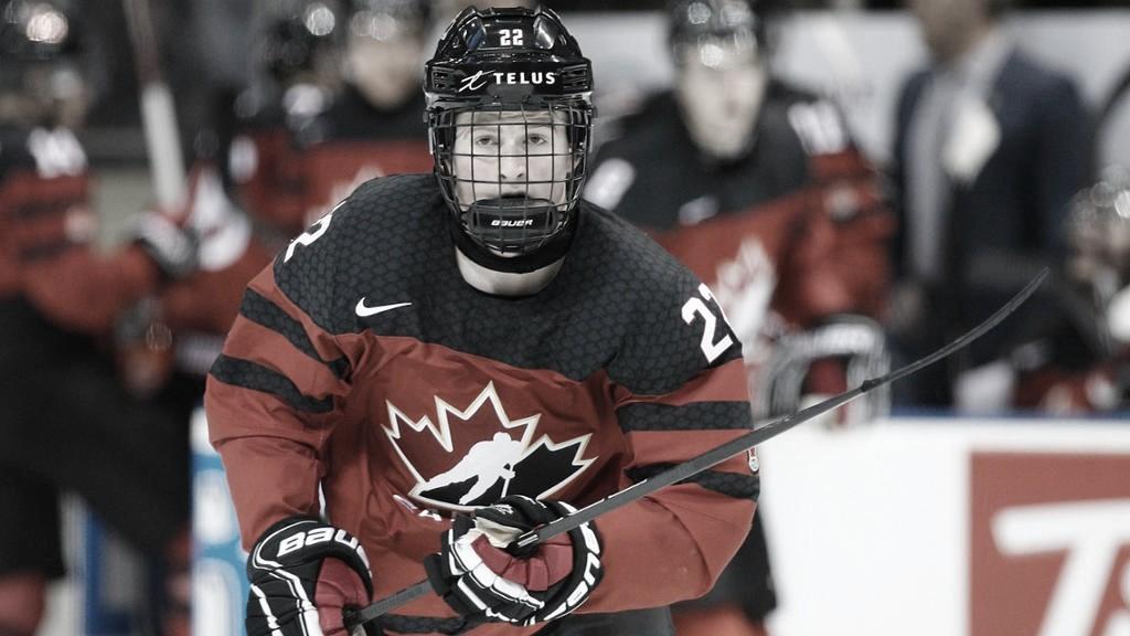 Lafreniere: una pieza vital para todos los equipos en los que puede participar - NHL.com