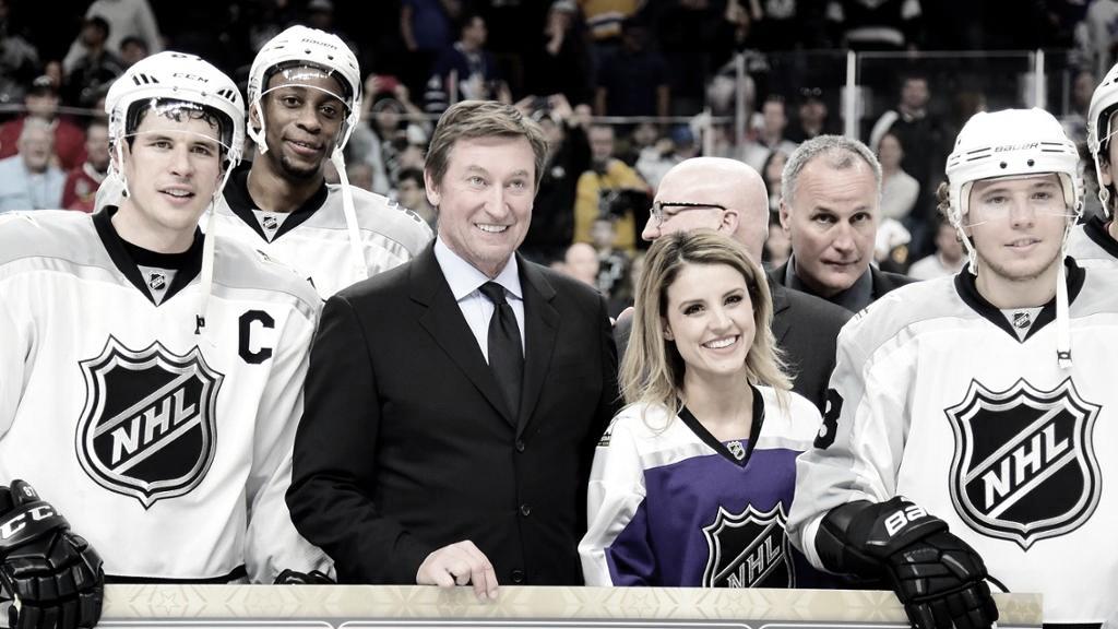 Wayne Getzky renuncia a la vice presidencia de los Edmonton Oilers