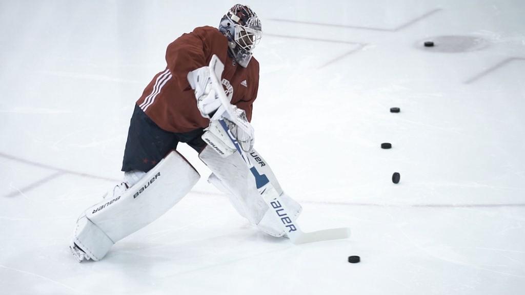 Regresa Lundqvist tras su operación a corazón abierto
