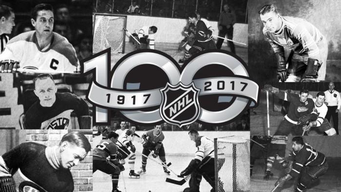 Los 100 mejores jugadores en la historia de la NHL