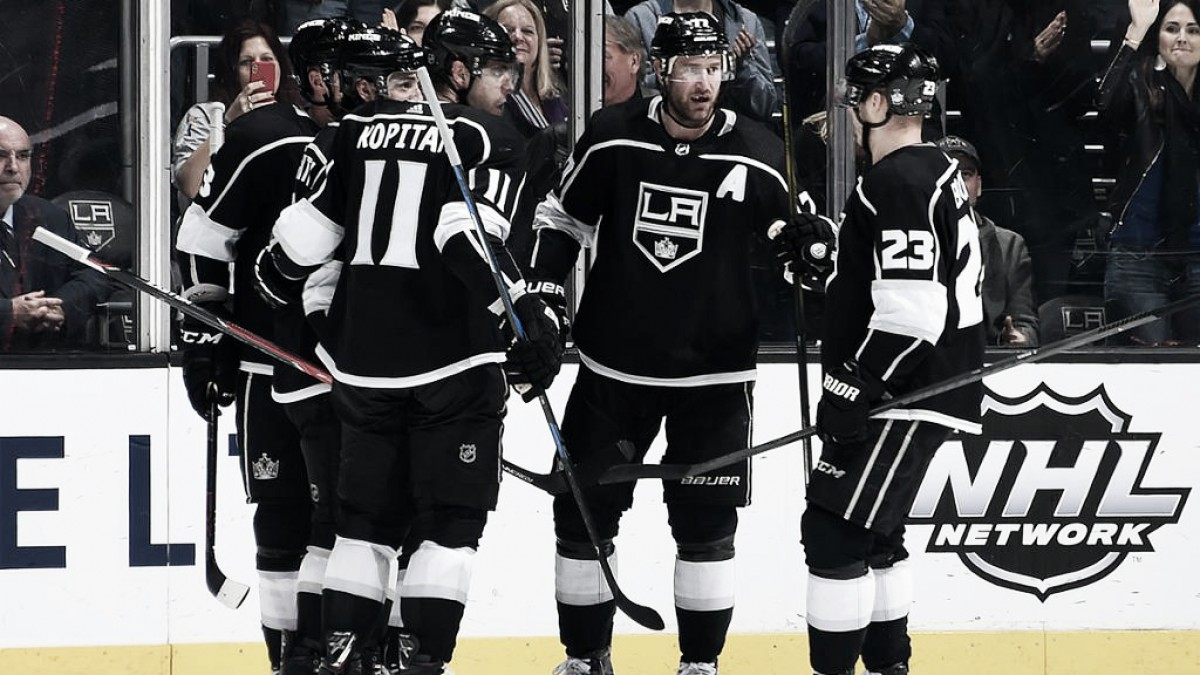 Los Angeles Kings vuelven a los playoffs