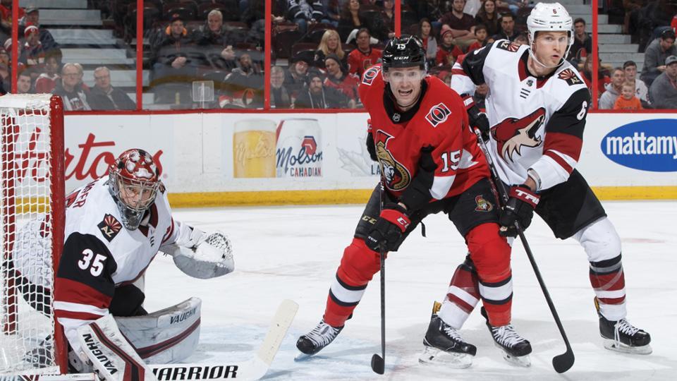 Arizona Coyotes earn resilient 3-2 win against Ottawa Senators