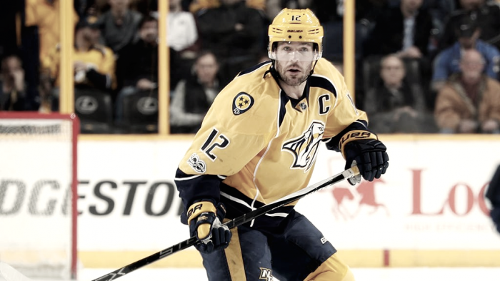 Mike Fisher anuncia su retirada