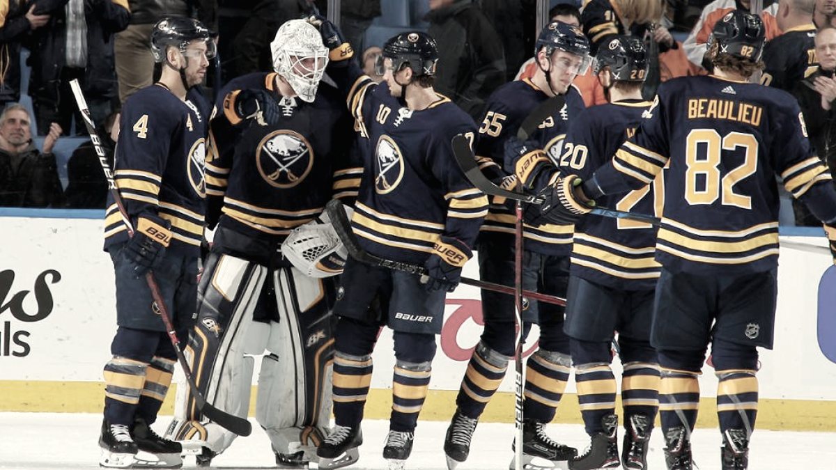 Los Buffalo Sabres decepcionan por séptima vez consecutiva